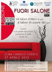 Fuori salone - 21 Aprile 2012