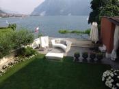 Private Garden on Como Lake