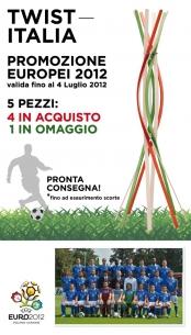 Twist Italia Euro 2012 promotion