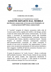Lissone riparte dal mobile